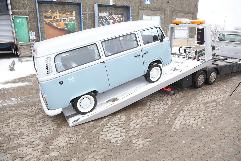 Der letzte VW T2: Bye, bye, Bulli!