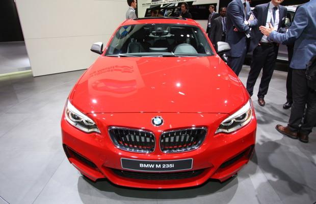 Detroit 2014: Aus 1 mach 2 - Weltpremiere der BMW 2er-Reihe