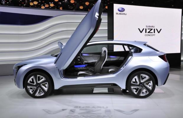 Detroit 2014: Frischer Wind im Subaru-Design
