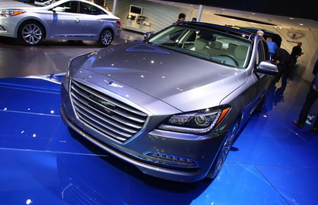 Detroit 2014: Hyundai Genesis wagt sich nach Europa