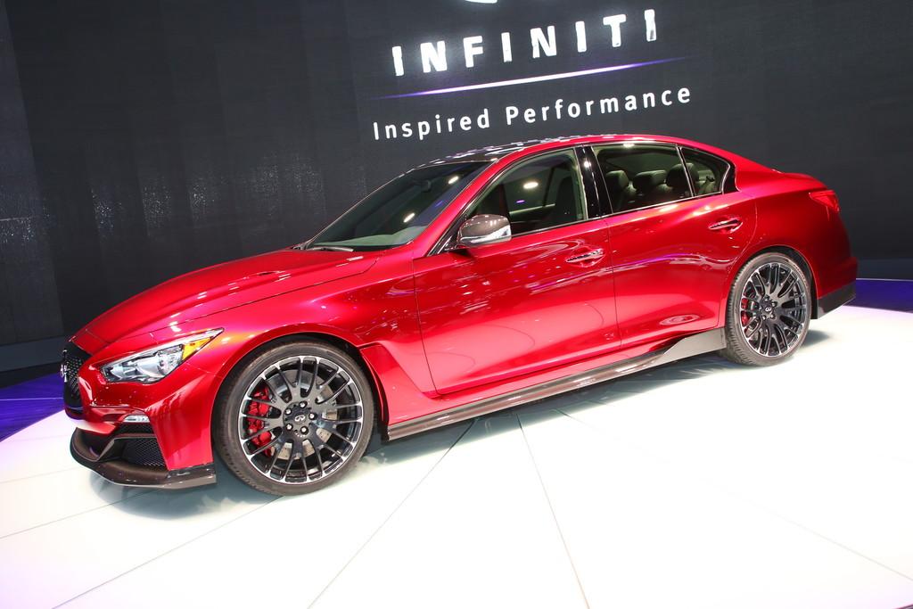 Detroit 2014: Infiniti bedient sich der Formel 1