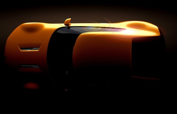 Detroit 2014: Kia zeigt GT4 Stinger