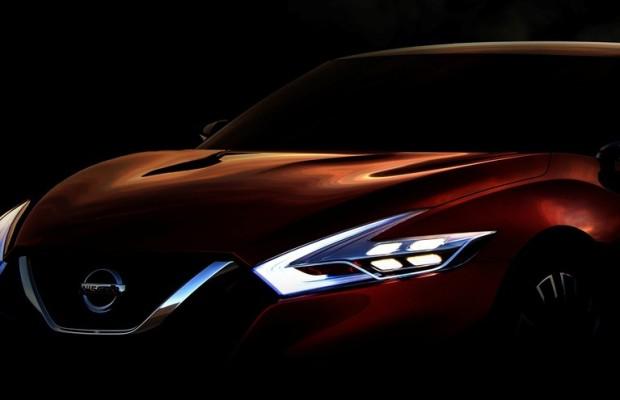 Detroit 2014: Nissan mit Concept Car für sportliche Limousine