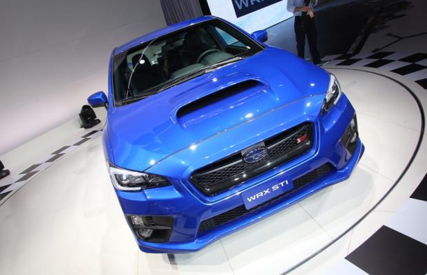 Detroit 2014: Subaru WRX STI für den sportlichen Alltag