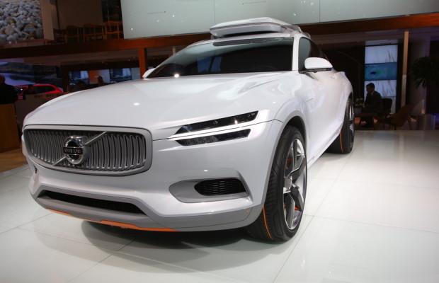 Detroit 2014: Volvo gibt einen XC-Ausblick