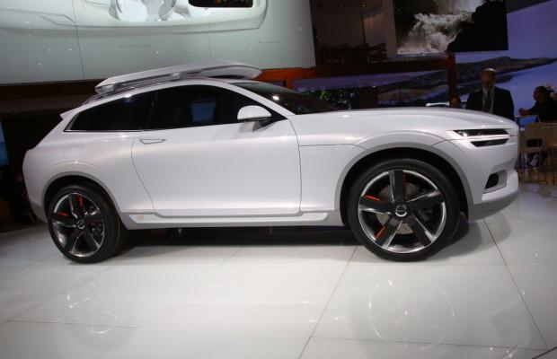 Detroit 2014:  Volvos Design überzeugt Preisrichter