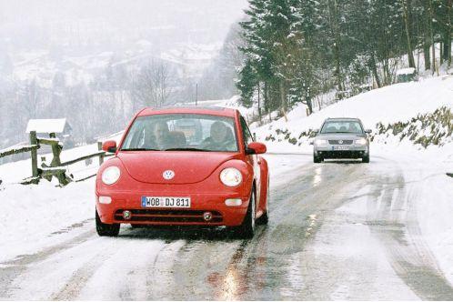 Die Angst der Autofahrer vor dem Eisregen
