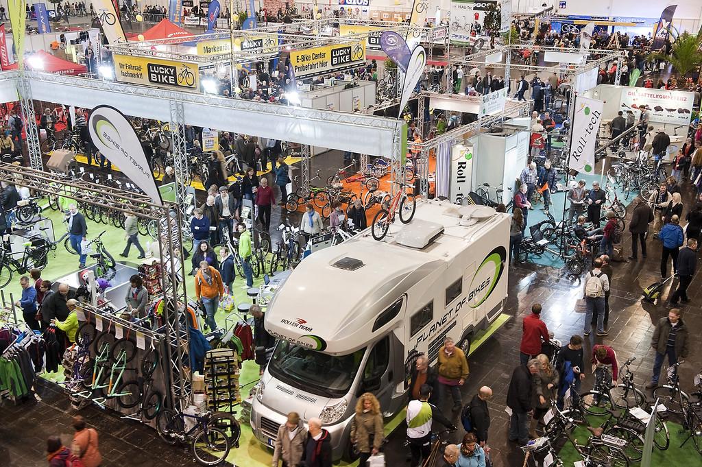 Die Radsaison 2014 beginnt in Essen
