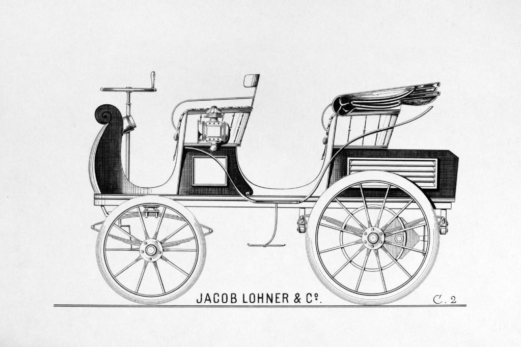 Die erste Porsche-Konstruktion jetzt im Porsche-Museum