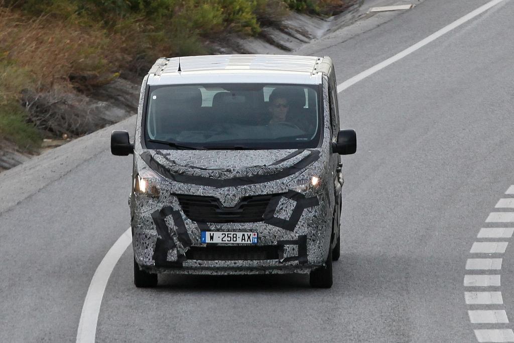 Erwischt: Erlkönig Renault Trafic – Franzose mit schwäbischen Genen