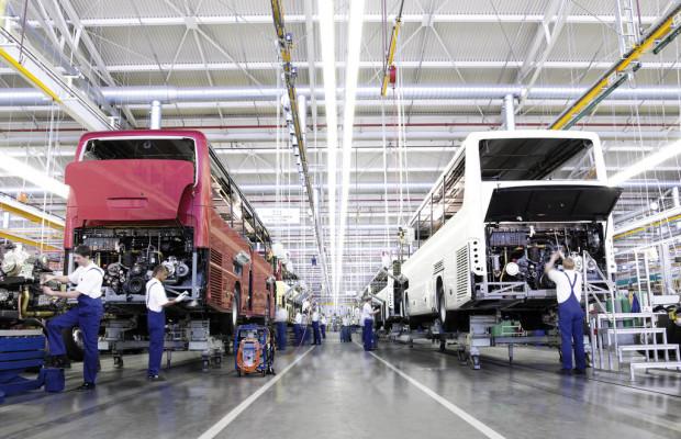 Evobus zahlt 500 Euro Prämie