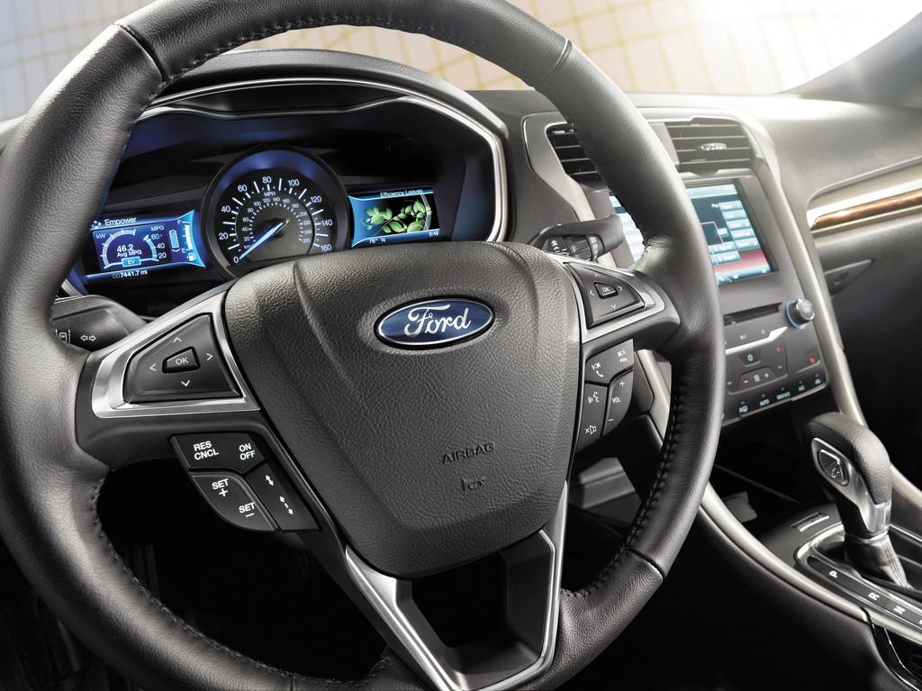 Exklusiv:  So fährt sich der nächste Ford Mondeo