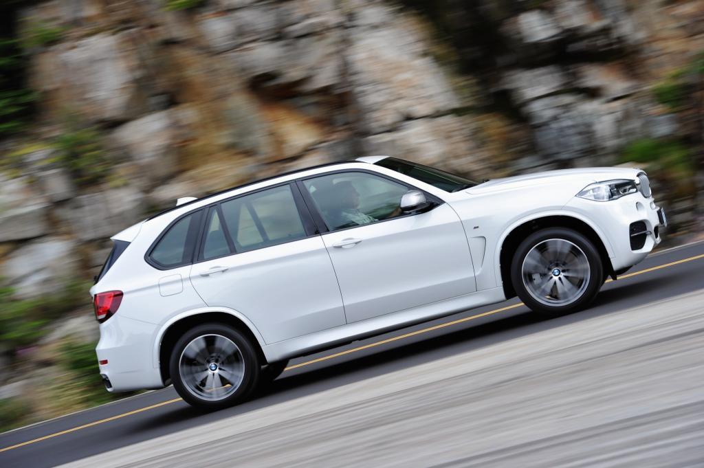 Für den sportlichsten Diesel-X5 ist die M GmbH zuständig