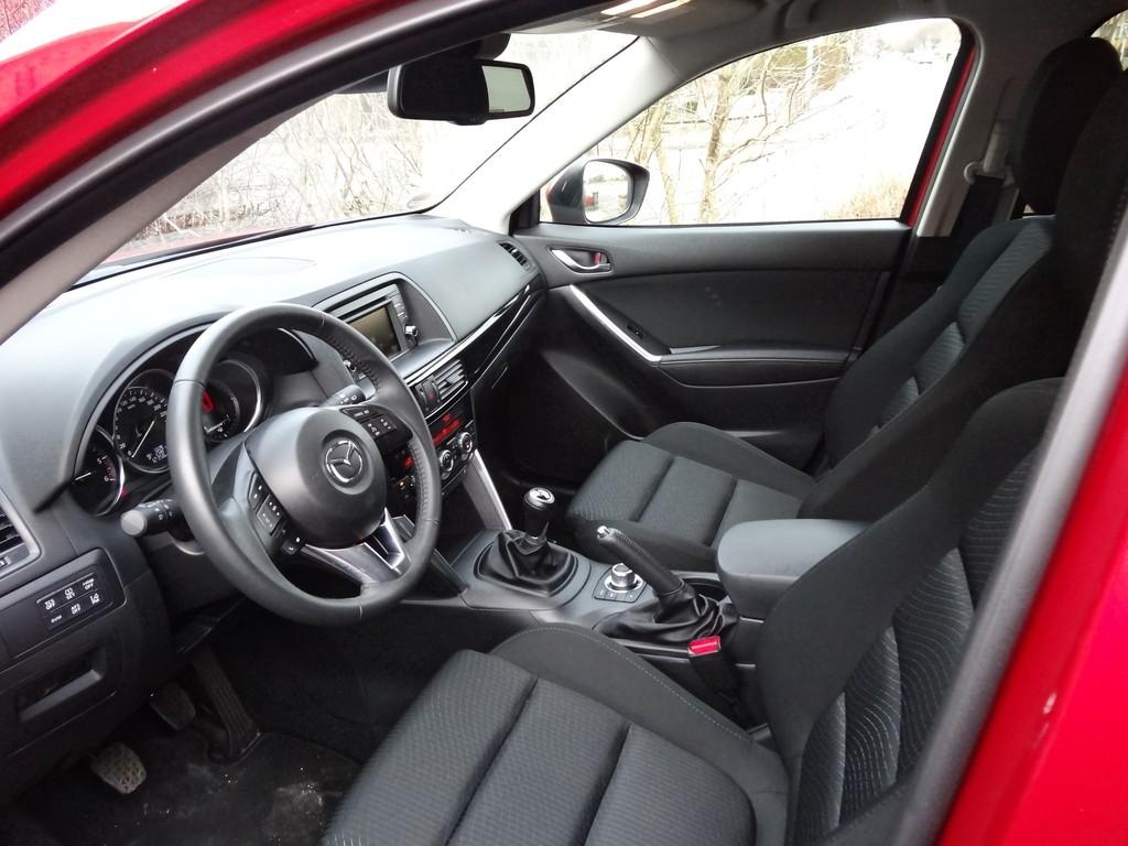 Fahrbericht Mazda CX-5: Groß und günstig