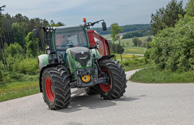 Fendt Marktführer bei Traktoren über 51 PS