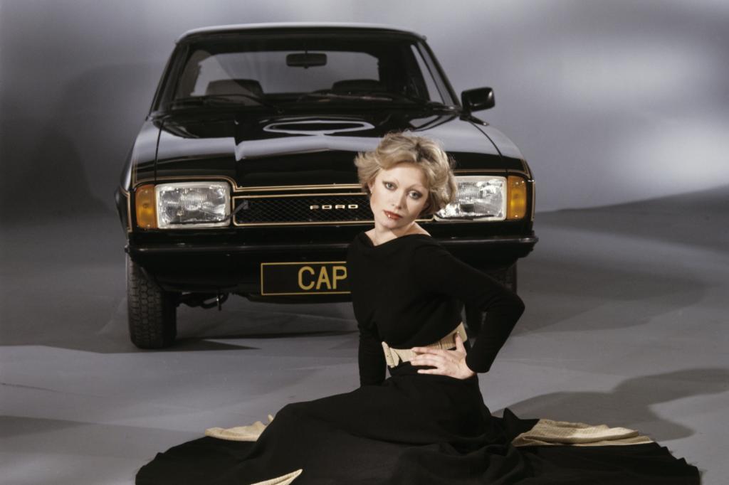 Ford Capri II ab 1974