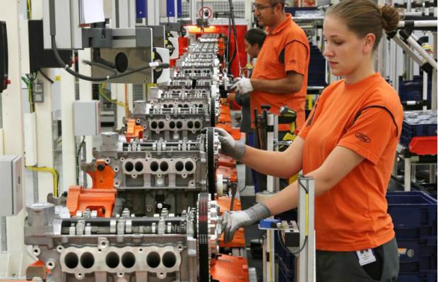 Ford-Dreizylinder erreicht 250 000 Einheiten