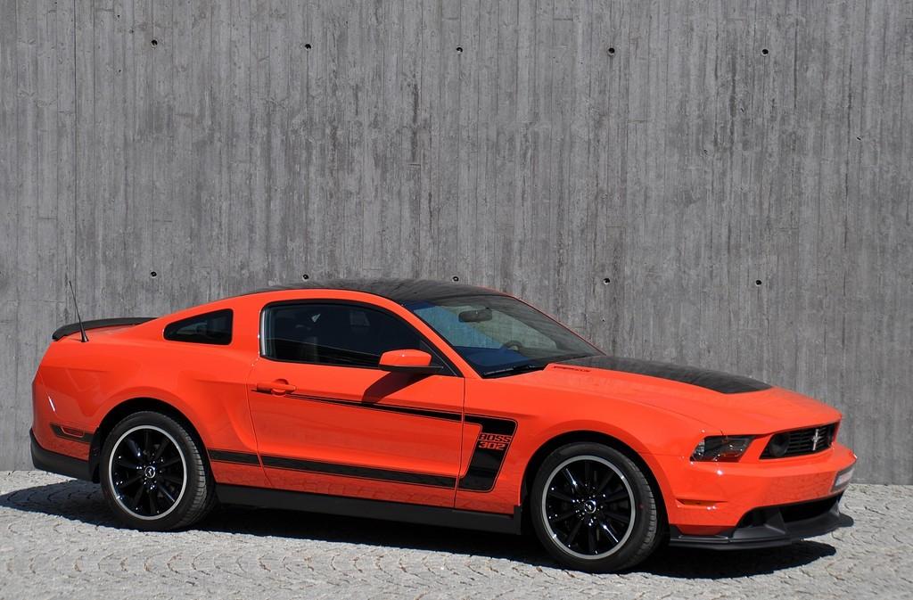 Ford Mustang Boss 302. - Foto: Auto-Medienportal.Net/Geigercars.de