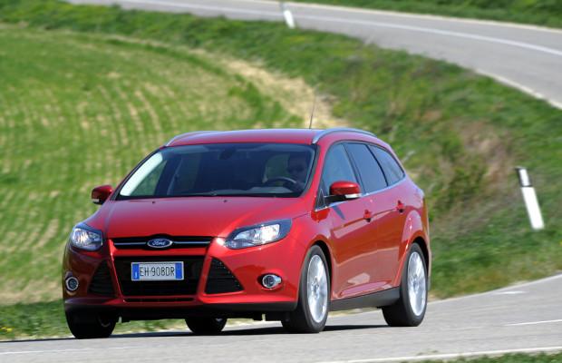 Ford finanziert ab 0,99 Prozent