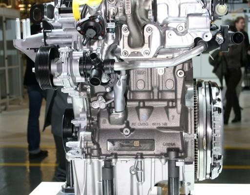Fords kleiner Motor kommt auf 250 000 Stück