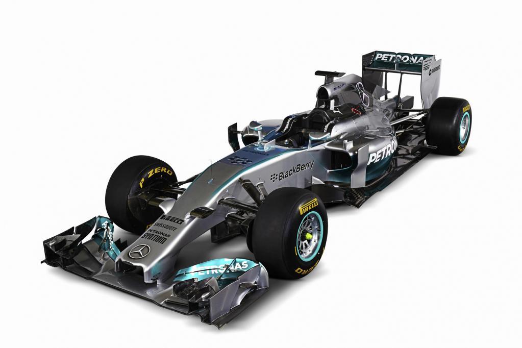 Formel 1: Mercedes startet in eine neue Ära