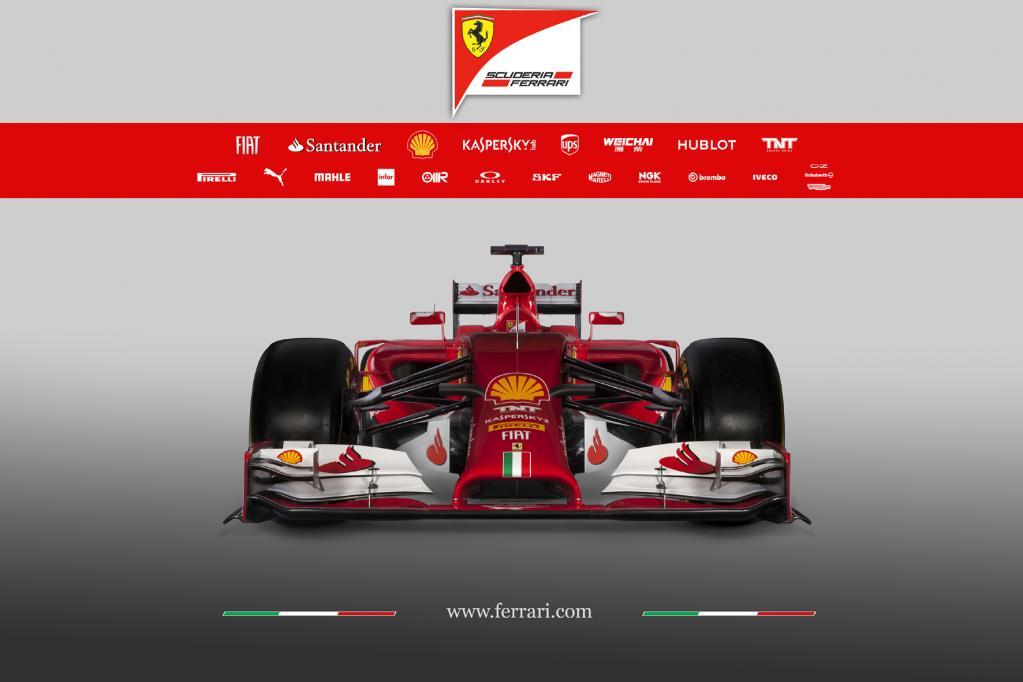 Formel 1: Neuer Ferrari als