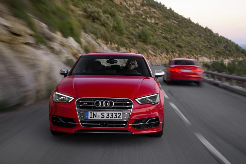 Foto © Audi Der Audi S3 ist ein echter Straßensportler
