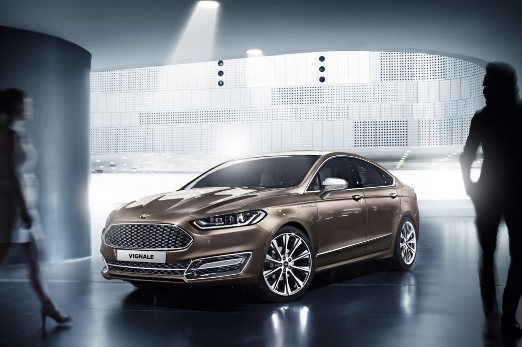Foto © Ford Der Ford Mondeo (hier das IAA-Konzept) soll 2014 wirklich kommen