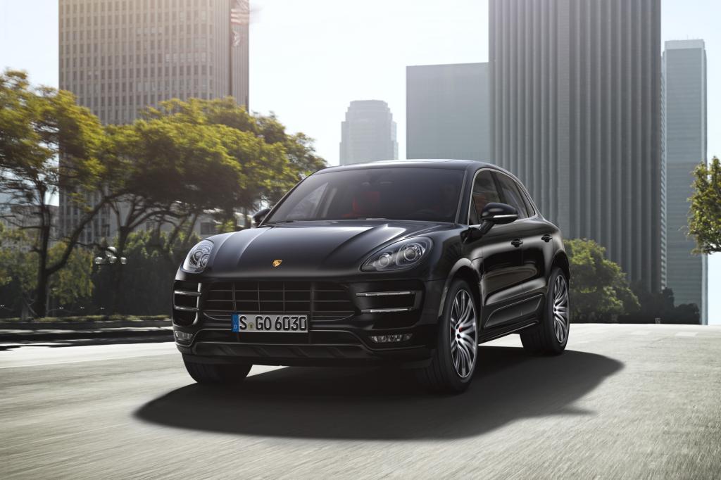 Foto © Porsche Der Baby-Cayenne will nicht nur SUV, sondern auch Sportwagen sein