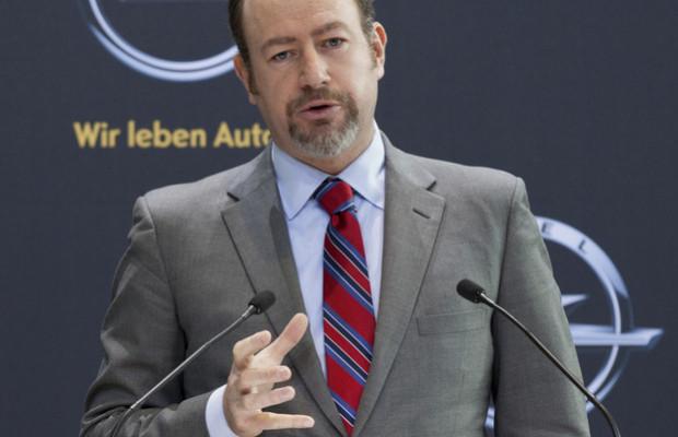 GM-Chefin besuchte als erstes Opel