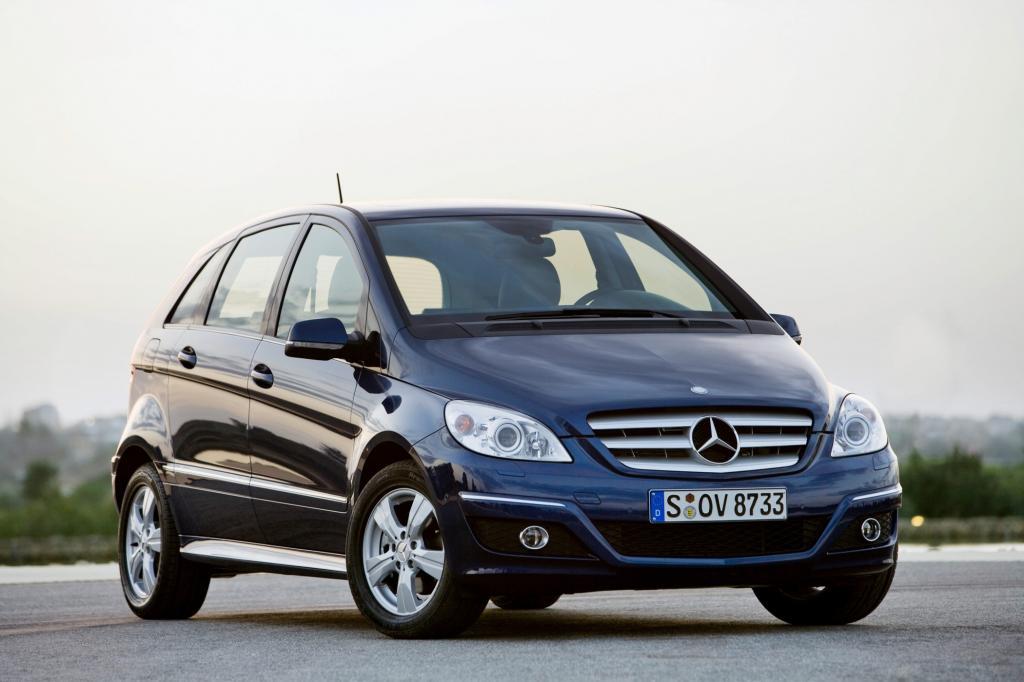 Gebrauchtwagen-Check: Mercedes B-Klasse (2005-2011) - Bitte ohne Schiebedach