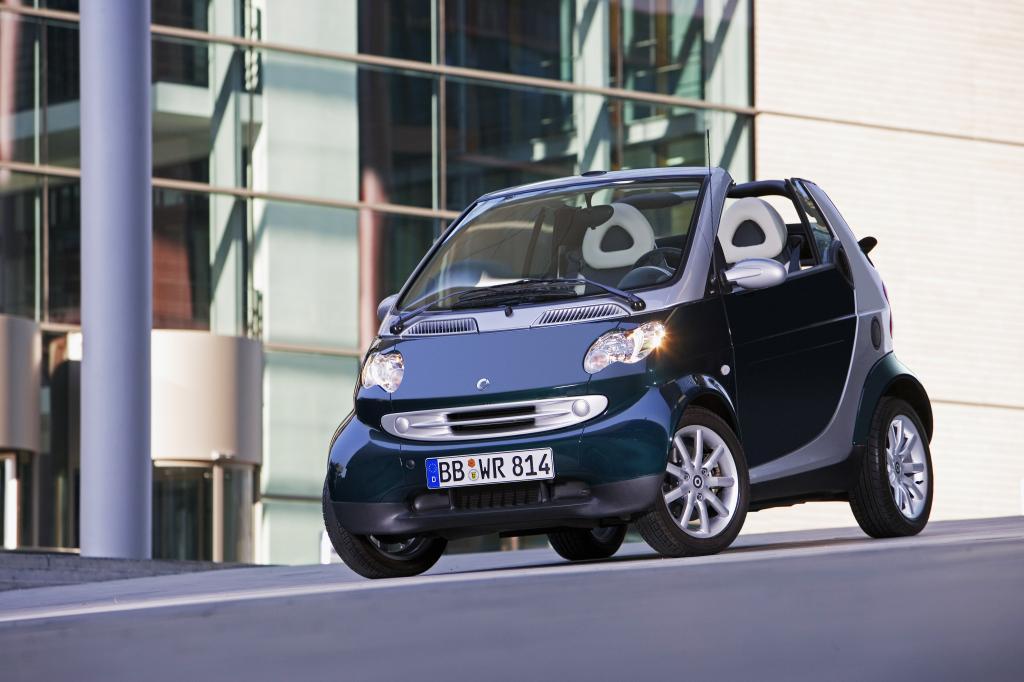 Gebrauchtwagen-Check: Smart Fortwo - Ohne Lecks wie geleckt