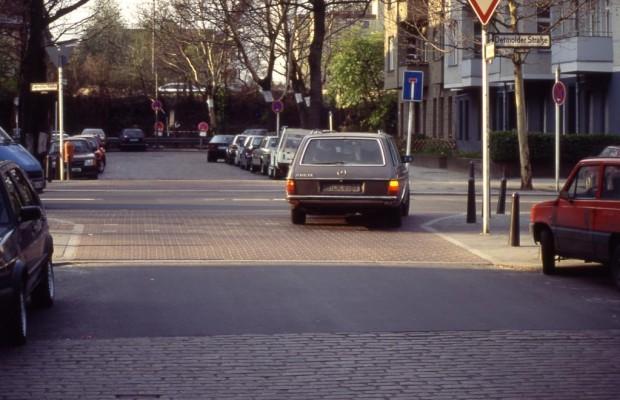 Haftung nach Verkehrsunfall trotz Vorfahrt