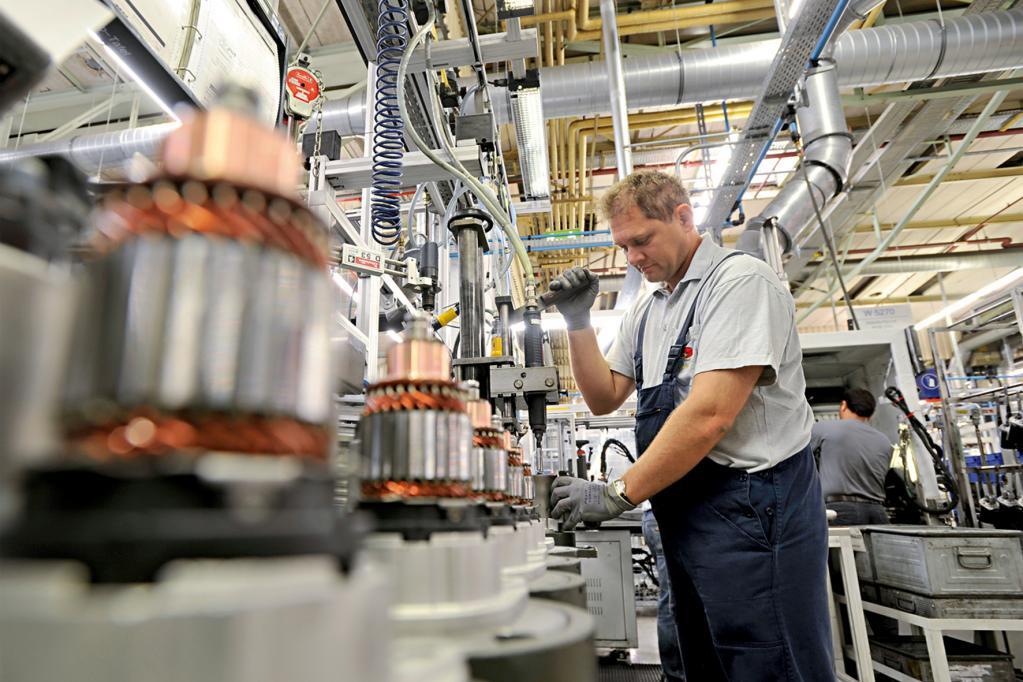 Hohe Energiekosten machen Zuliefer-Betrieben Probleme