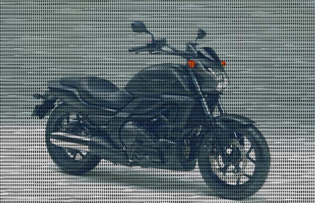 Honda CTX 700 N kommt serienmäßig mit DCT