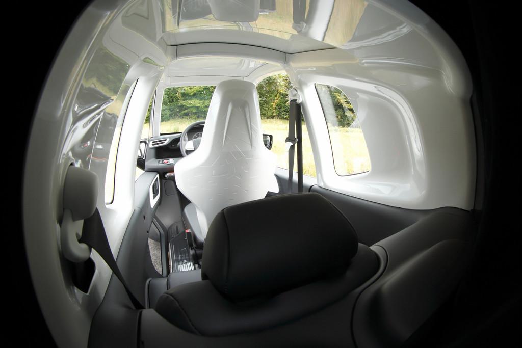 Honda testet Micro Commuter