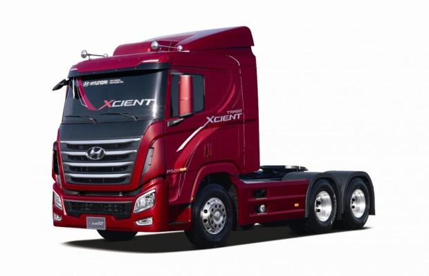 Hyundai kommt mit schwerem Lkw nach Europa