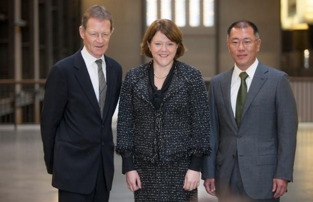 Hyundai wird Partner der Tate Gallery