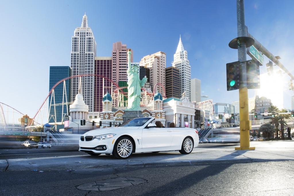 Im Frühjahr dürfen die ersten BMW-Kunden nach dem Coupé endlich auch das 4er-Cabrio in Empfang nehmen.