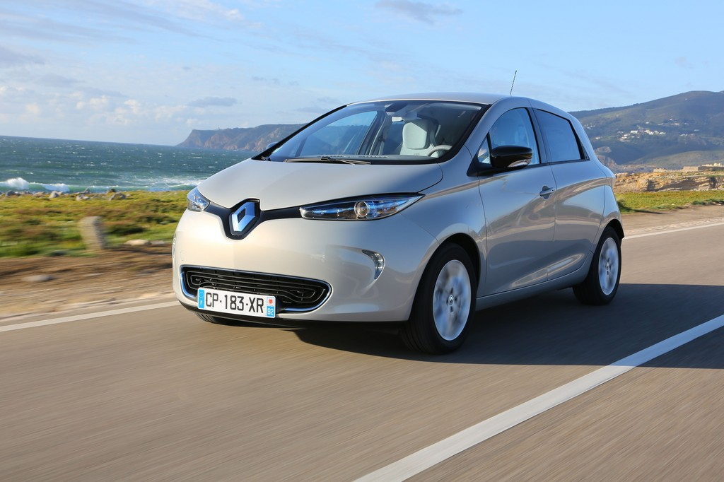 Im Kältetest: Reichweiten bei Batterie-Autos brechen ein - © Renault