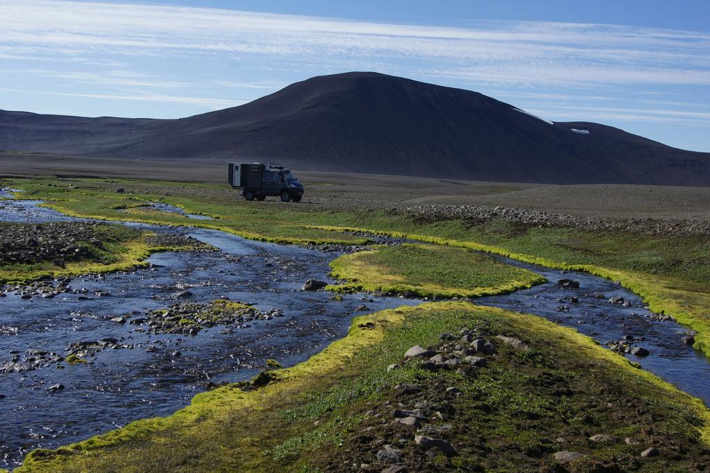 Island-Expedition im Miet-Mobil