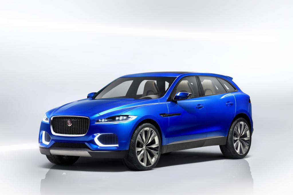 Jaguar setzt auf Alu und Vierzylinder