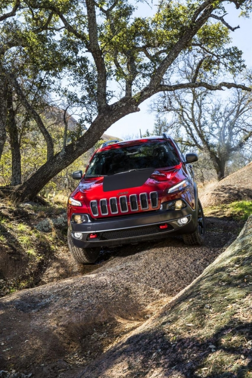 Jeep Cherokee - Indianer auf Abwegen