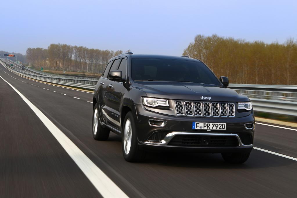 Jeep Grand Cherokee ab Februar teurer