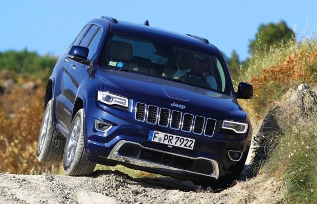 Jeep legt Absatzrekord hin