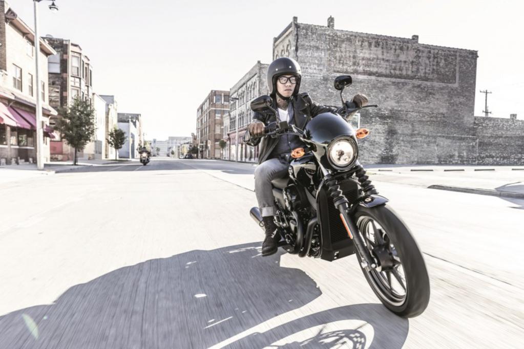 Jugendliche steigen immer öfter aufs Motorrad
