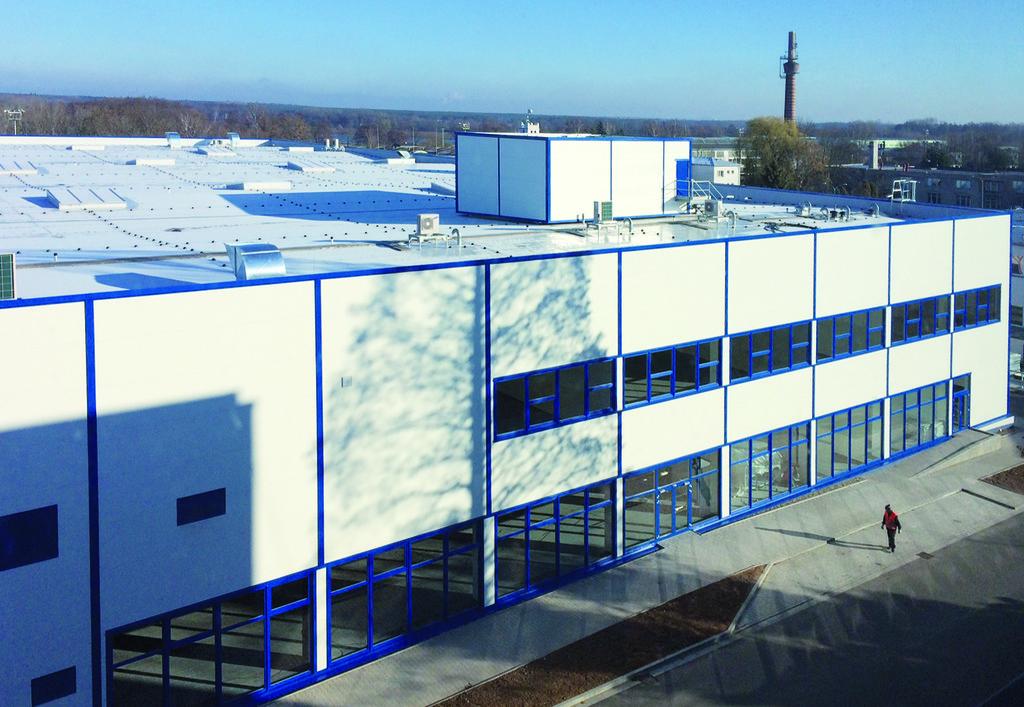 Kiekert eröffnet neues Produktionsgebäude in Tschechien