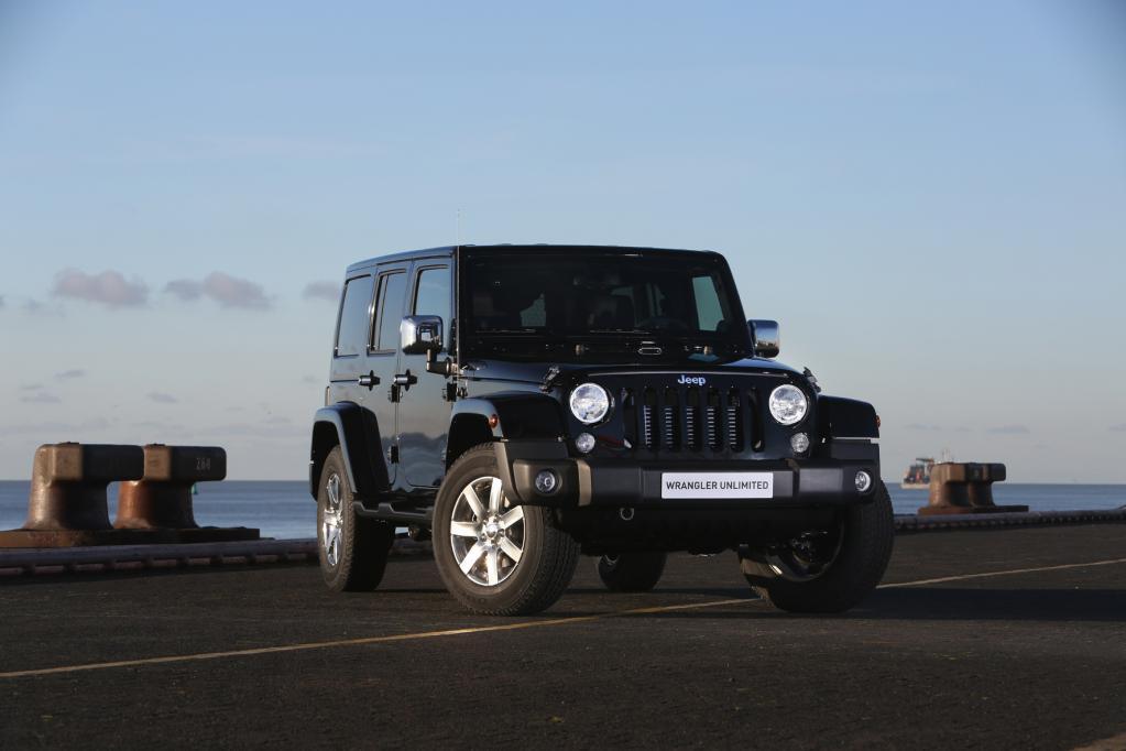 Kult-Jeep jetzt als Sondermodell