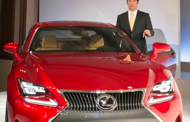 Lexus sponsert Golf-Rookie Matsuyama