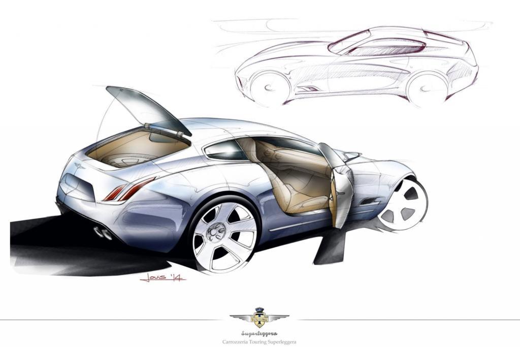 Möglichst minimalistisch-sportlich wollen die Karosseriebauer einen Gegenentwurf zu überladenen Sportwagen heutiger Zeit bieten